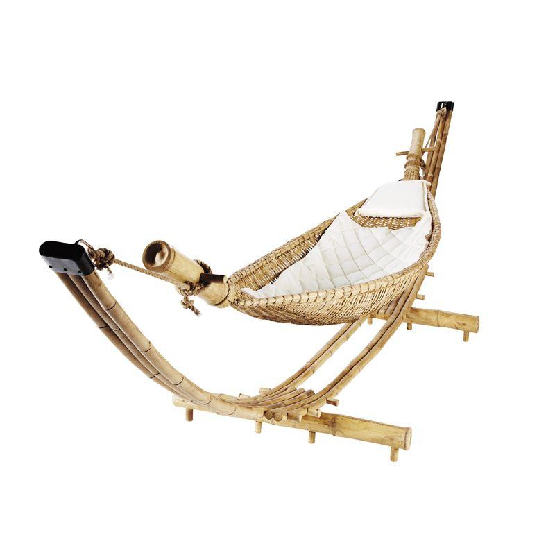mobilier en bambou | Le mobilier en rotin revient en force dans la ...