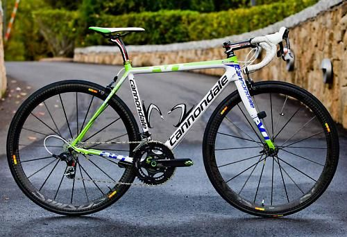2012 Worldtour Bikes Who S Riding What This Season Road Racer Bike Road Bike Cycling Bike Swag