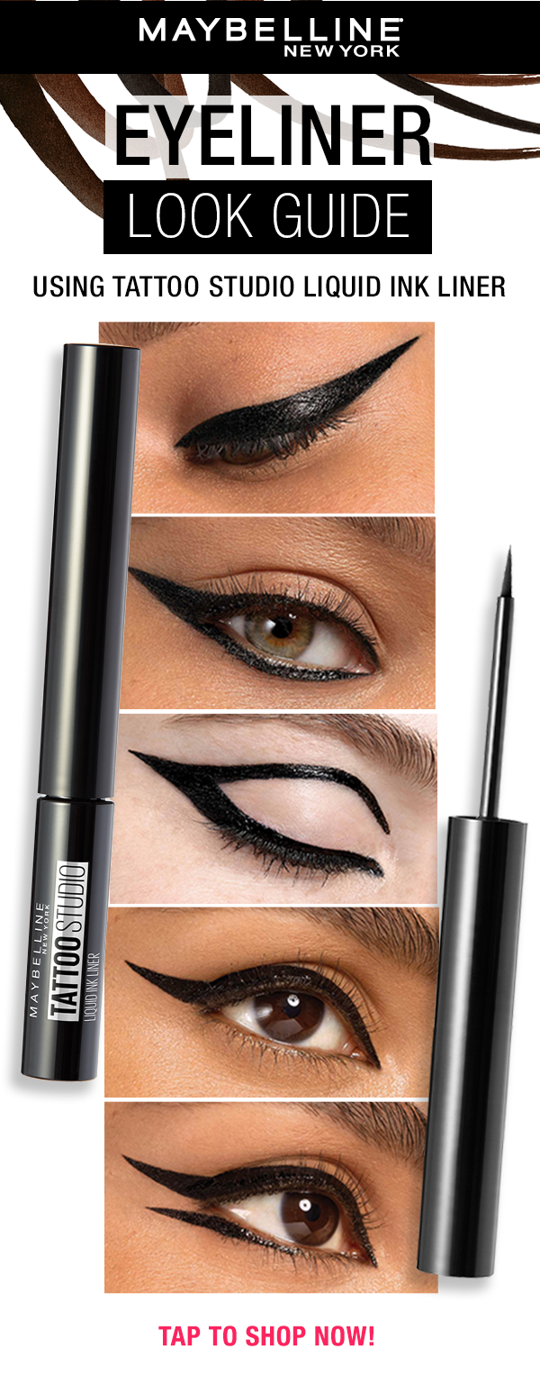 Our NEW Tattoo Studio Liquid Ink Liner glides on with one