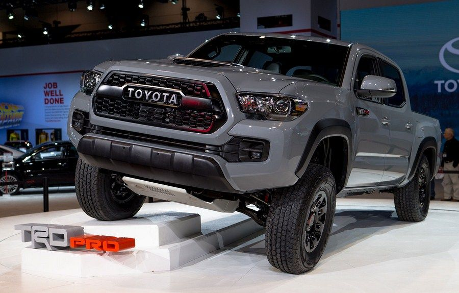 2018 Toyota Tacoma Redesign Specs And Release Date