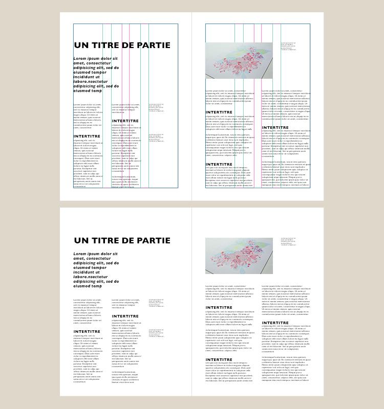Grille de mise en page : principe et utilisation - nůn — design & arts graphi...
