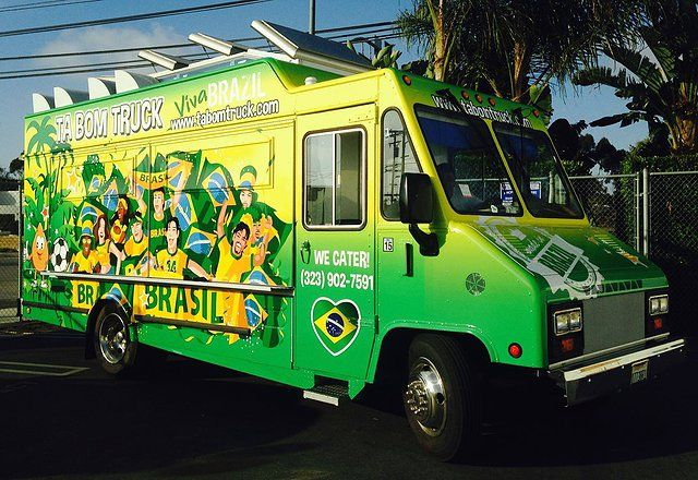Ta Truck Service >> Ta Bom Gourmet Brazilian Food Truck And Catering Service