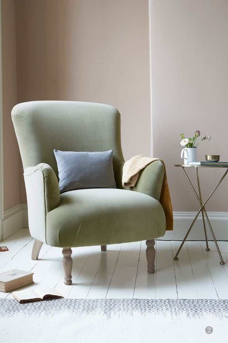 9 Of The Best Comfy Armchairs for the Bedroom