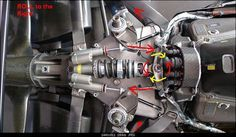 Suspension - I'd like to use a three spring pushrod suspension system like this Formula 1 car - it gives a ton of anti roll stiffness (which is crucial for a tilting car) while keeping the car suspension somewhat soft (which is crucial for driving on public roads)