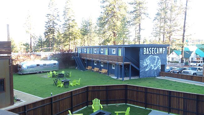 Explore South Lake Tahoe Basecamp Hotel Review Travel
