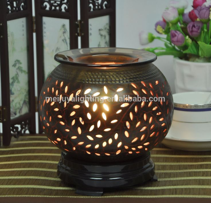 Touch Lamps Wholesale  Made In China Wholesale Electric Scented Oil Burnersdecorative