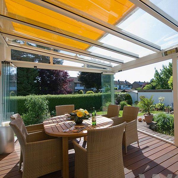 Pergola Glass Designs: Garden Glass Rooms, Verandas And Pods