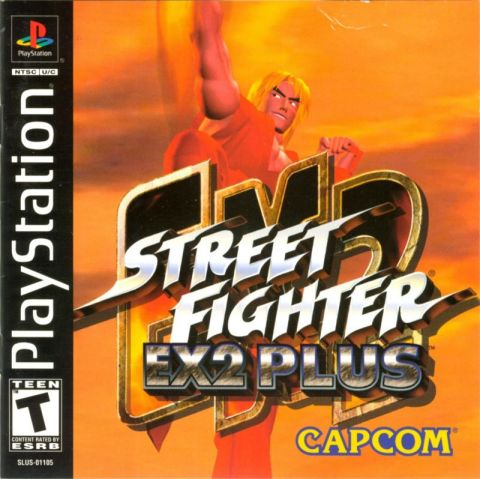 Street Fighter Ex2 Plus Street Fighter Ex Street Fighter Ex2 Plus Street Fighter