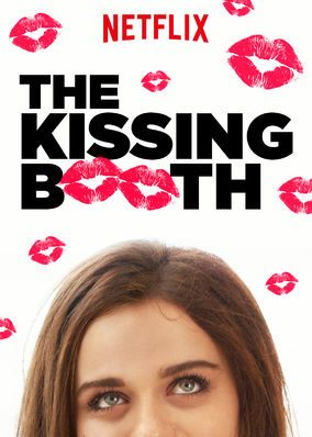 Image result for the kissing booth netflix poster