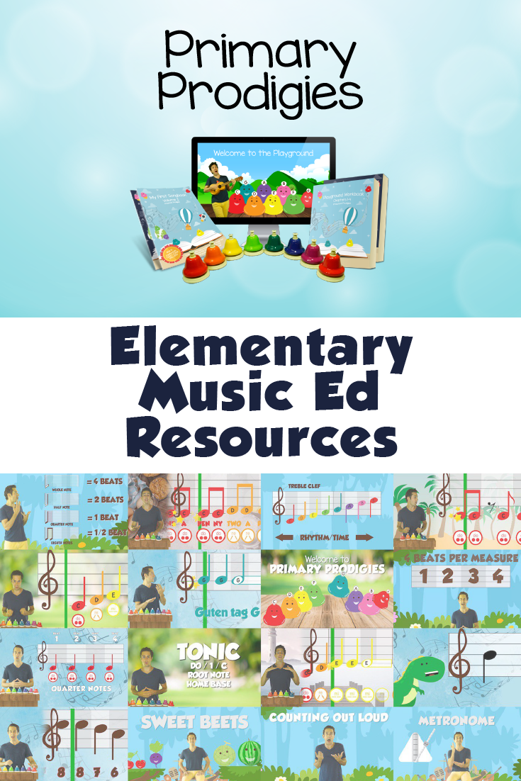Primary Prodigies - Meaningful Primary & Elementary School Music ...