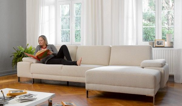 ROM, Belgium   Scala Sectional Sofa