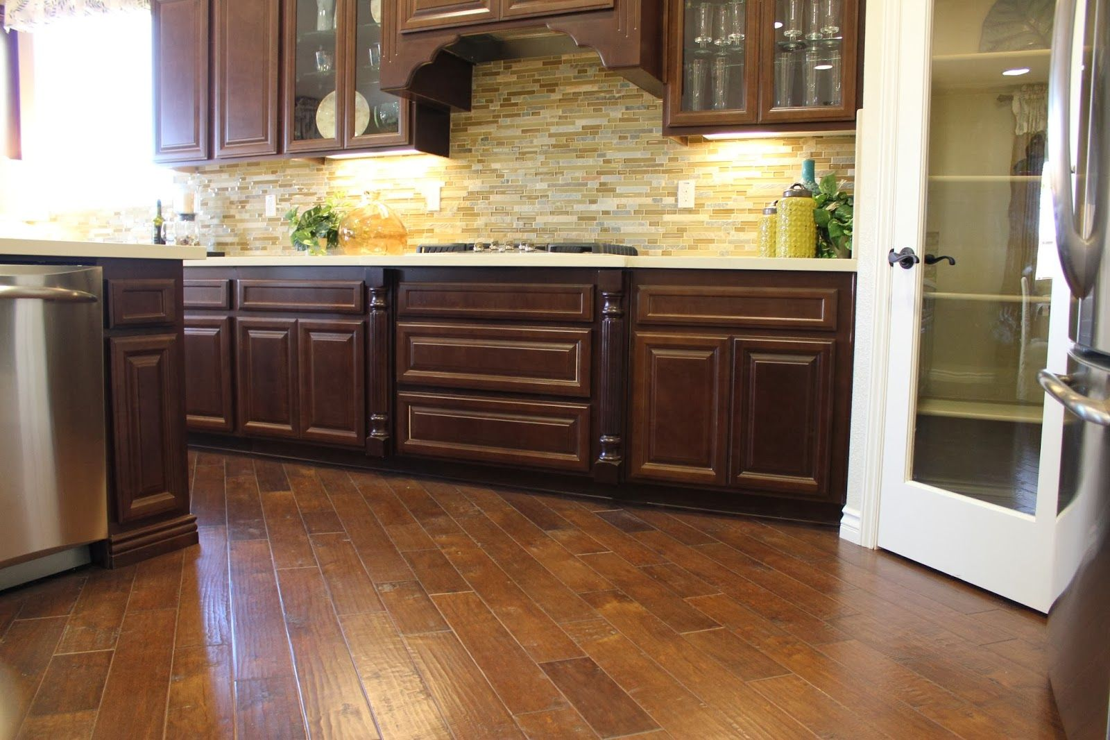Best Wood Floor For Kitchen maxphotous – Wood Floors in the Kitchen
