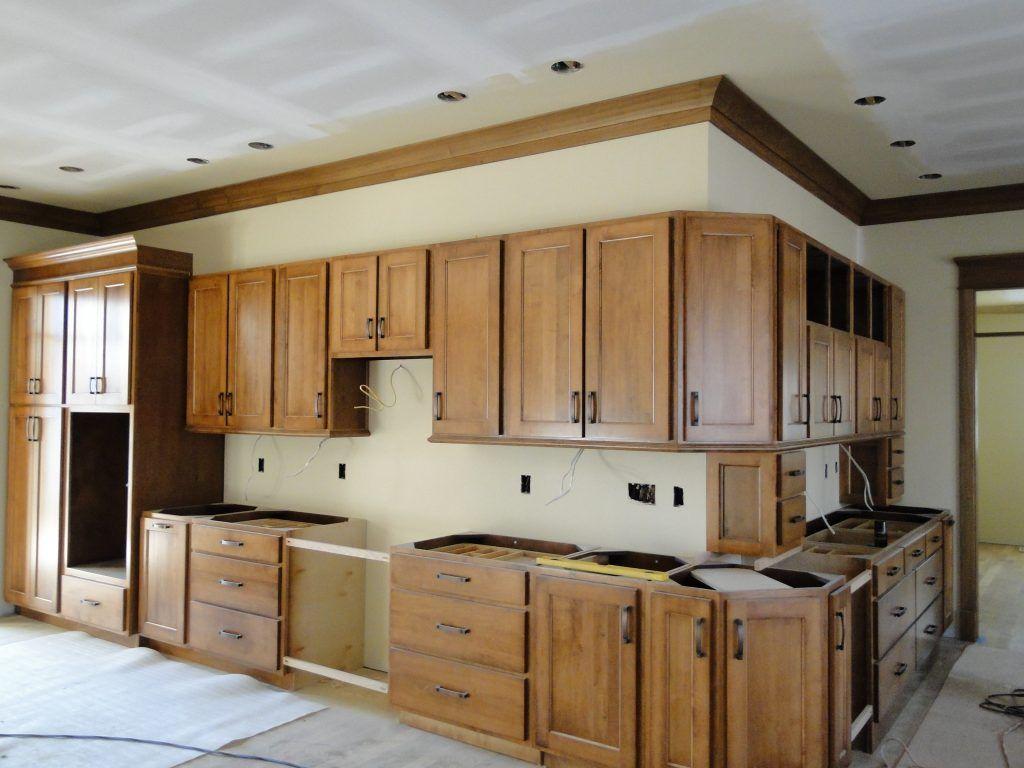 Creative Decoration Wrap Around Kitchen Cabinets Burdsalls Building A House Kitchen Design Kitchen Cabinets Home Kitchens