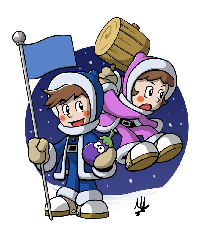 Ice Climbers By Fryguy64 Deviantart Com On Deviantart Ice Climber Art Memes Climbers