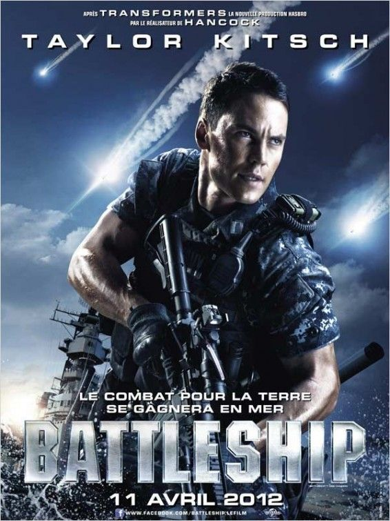 Battleship Taylor Kitsch Movie Posters Good Movies