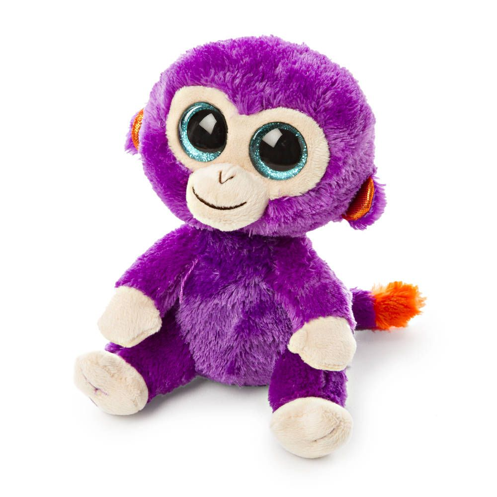 Ty Beanie Boo 6 Grapes The Monkey