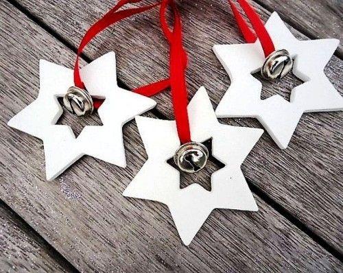 2 Anleitungen und 65 Ideen zum Weihnachtssterne selber basteln und dekorieren - Wohnideen und Dekoration #noel2019bricolage
