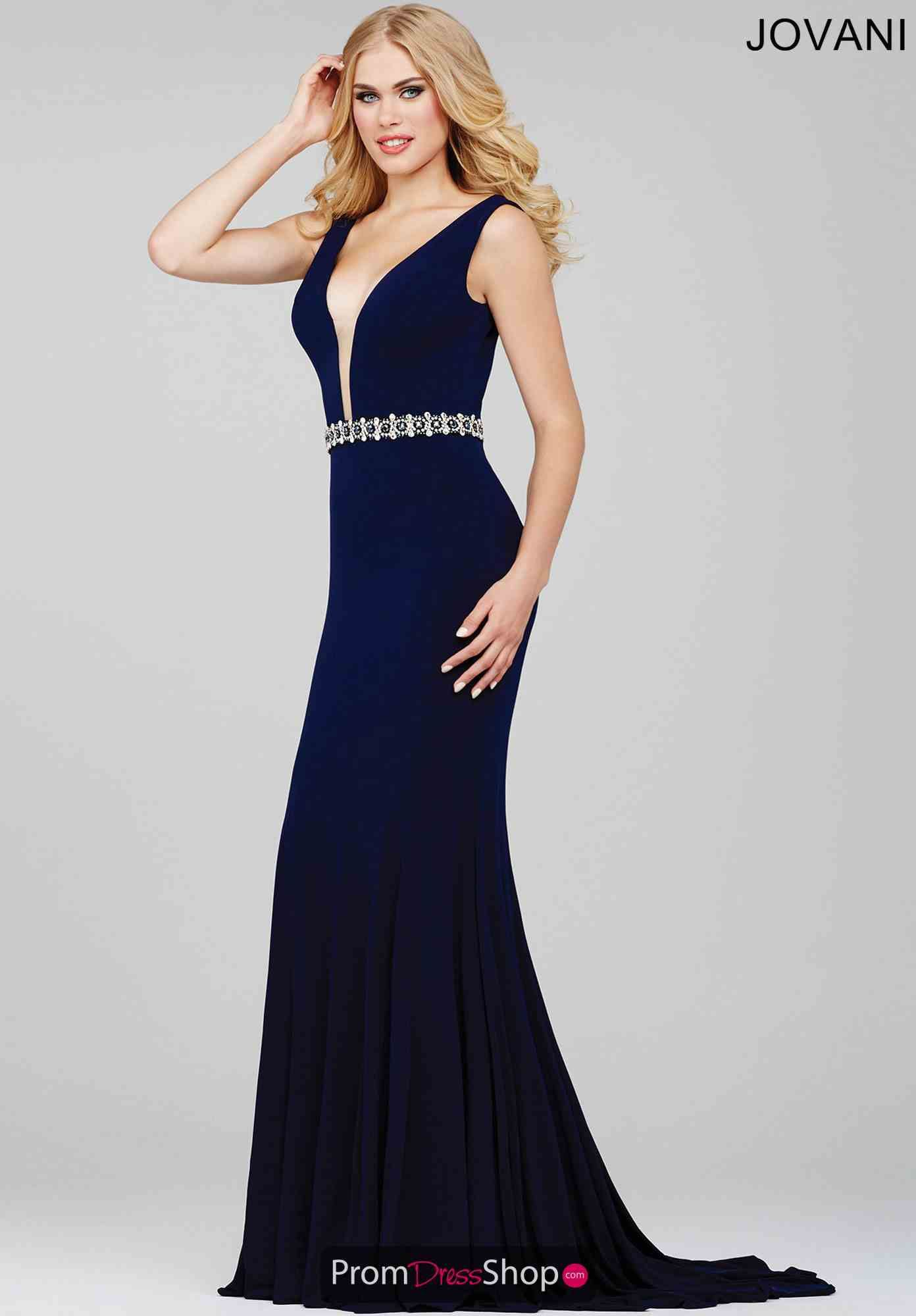3e2d2d35a7d Sophisticated Formal JVN by Jovani Evening Gown JVN36020