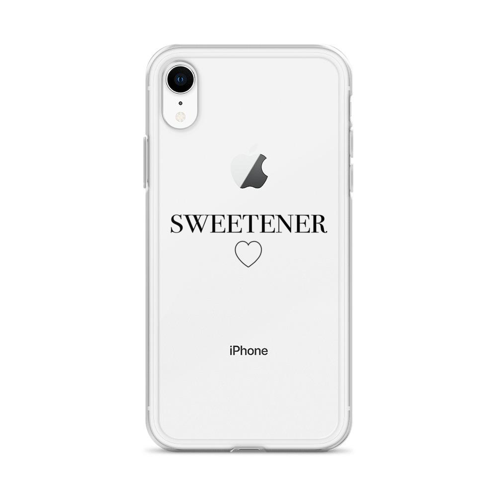 Sweetener Clear Iphone Case With Images Clear Iphone Case