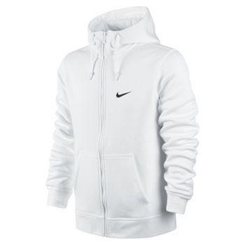 nike swoosh full zip hoodie