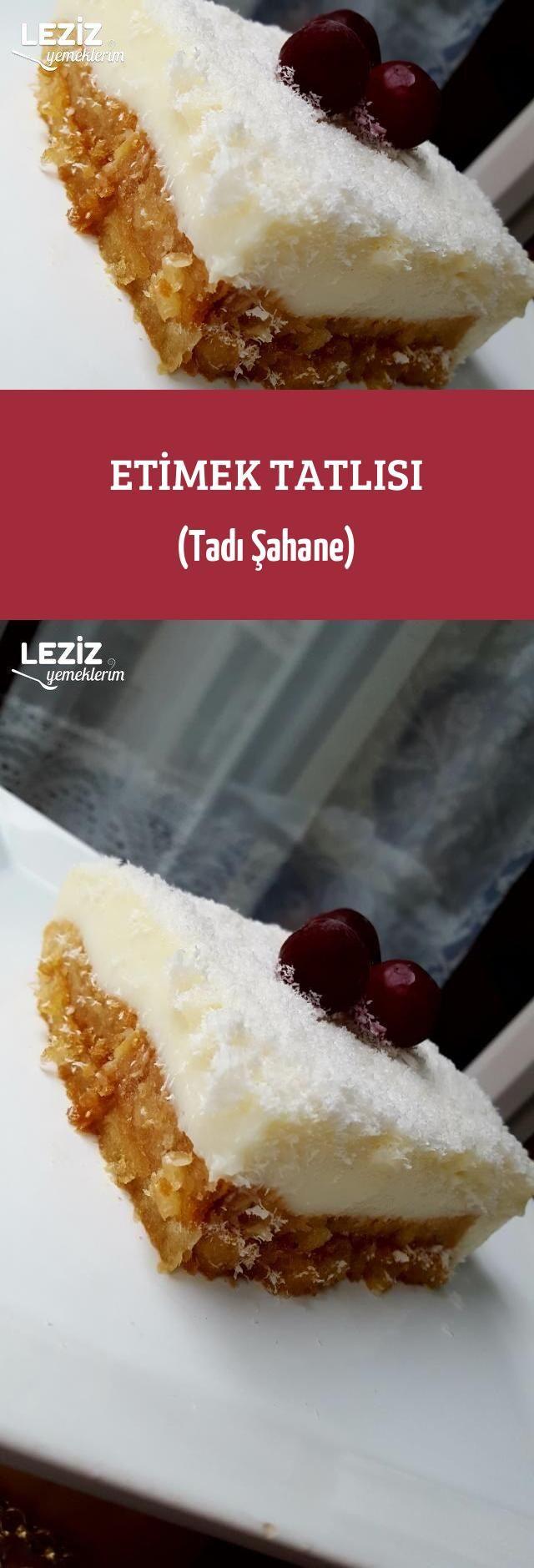 Bisküvili Etimek Tatlısı Tarifi Videosu