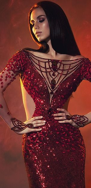 Leo Almodal haute couture collection DETAILS