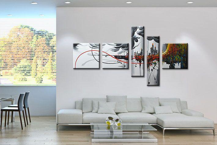 modern large framed animal artwork | Modern Framed Home Decor Wall ...
