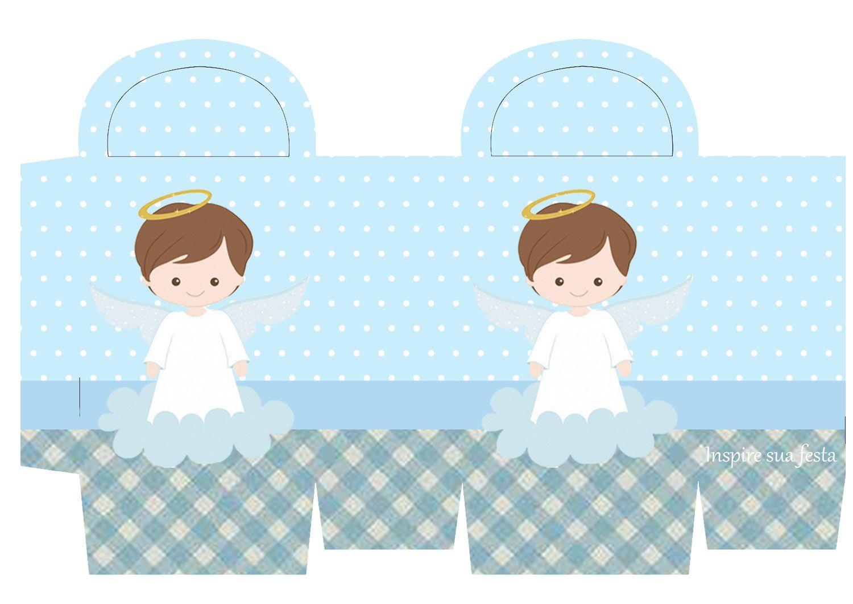 Batizado Menino Kit Festa Gratis Para Imprimir Batizado Menino