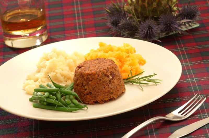 Recipes   Vegetarian for Life Vegan Happy Haggis