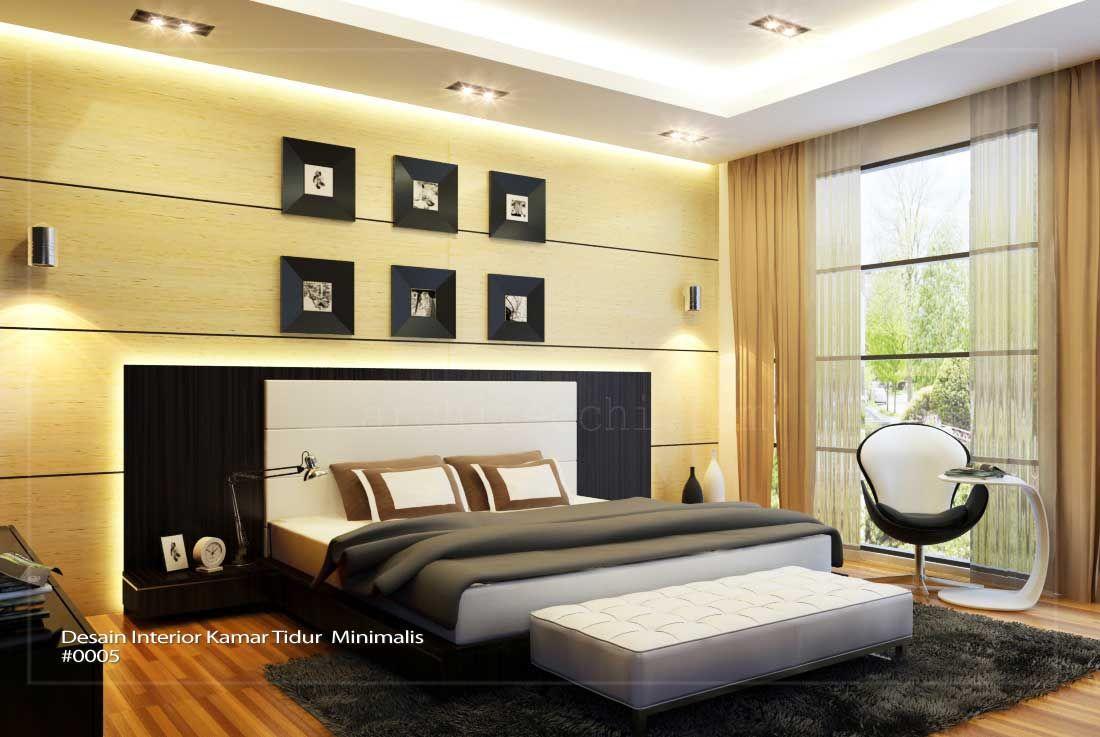 Arsitek Desain Interior Kamar Tidur Minimalis Home Decor