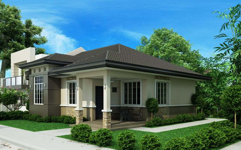Small House Design Shd 2015013 Pinoy Eplans Porch House Plans Small House Images Small House Design