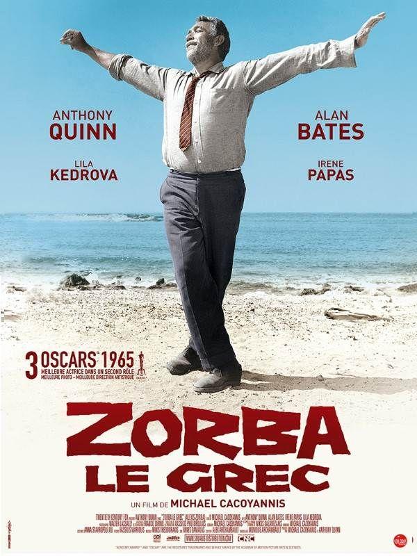 film zorba le grec