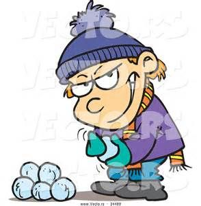 snowball fight cartoon pics yahoo image search results snowball rh pinterest co uk