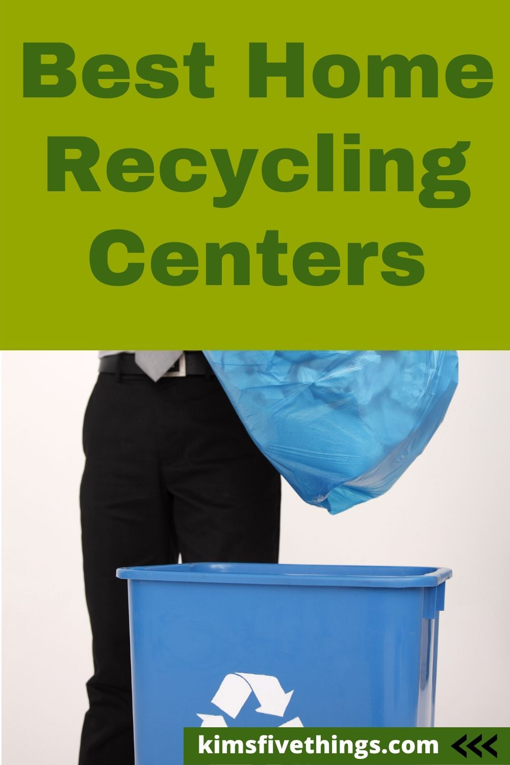 home recycling center ideas kitchen recycling storage solutions kims home ideas in 2020 on kitchen organization recycling id=61837