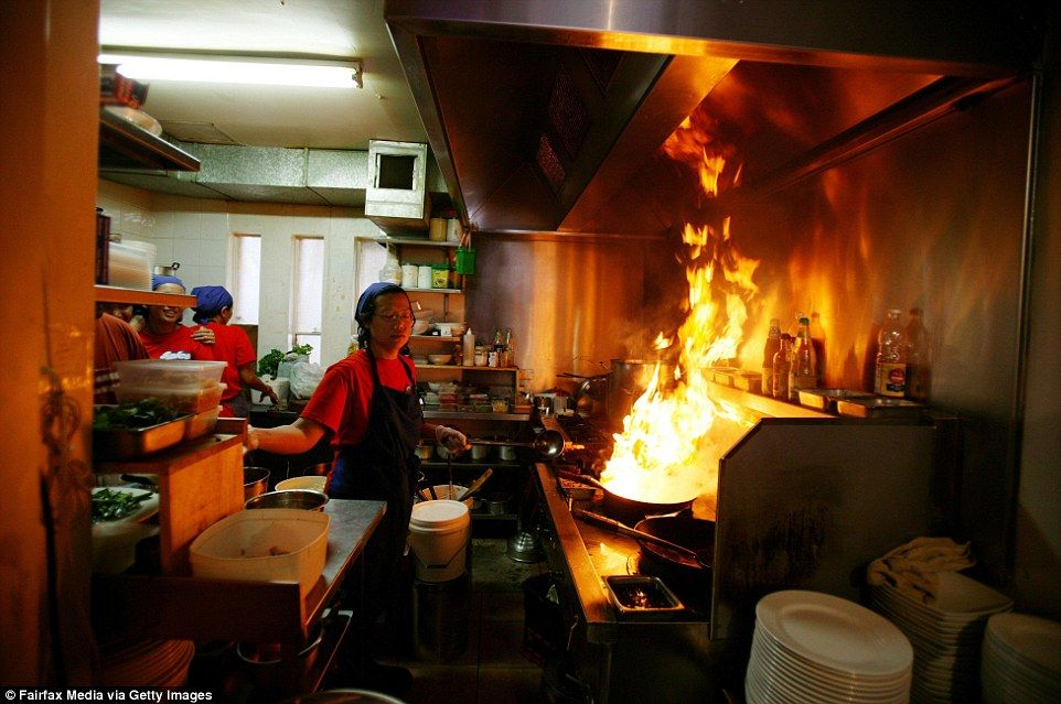 The hottest restaurants in the world revealed Food