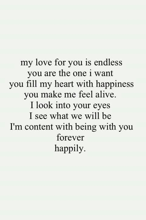 I Will Love You Till The End Love Poem For Her Romantic Love Letters Ending Quotes