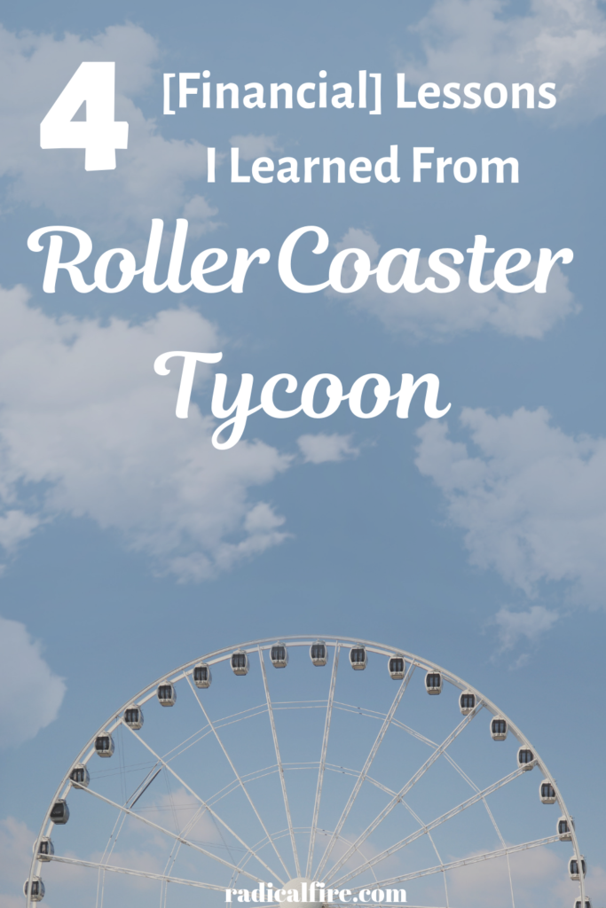 How To Make Money Rollercoaster Tycoon