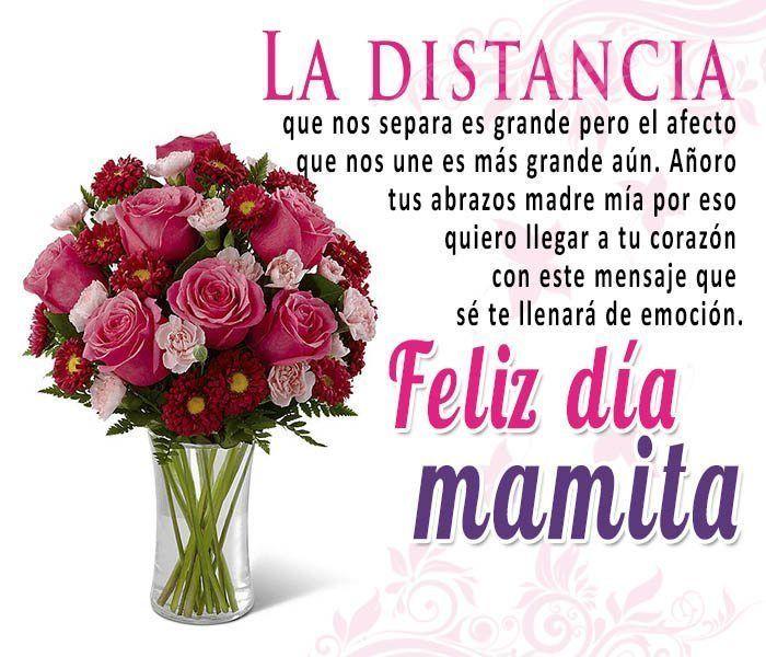Imagenes De Ramos De Flores Con Mensajes Para Una Mama Que Esta