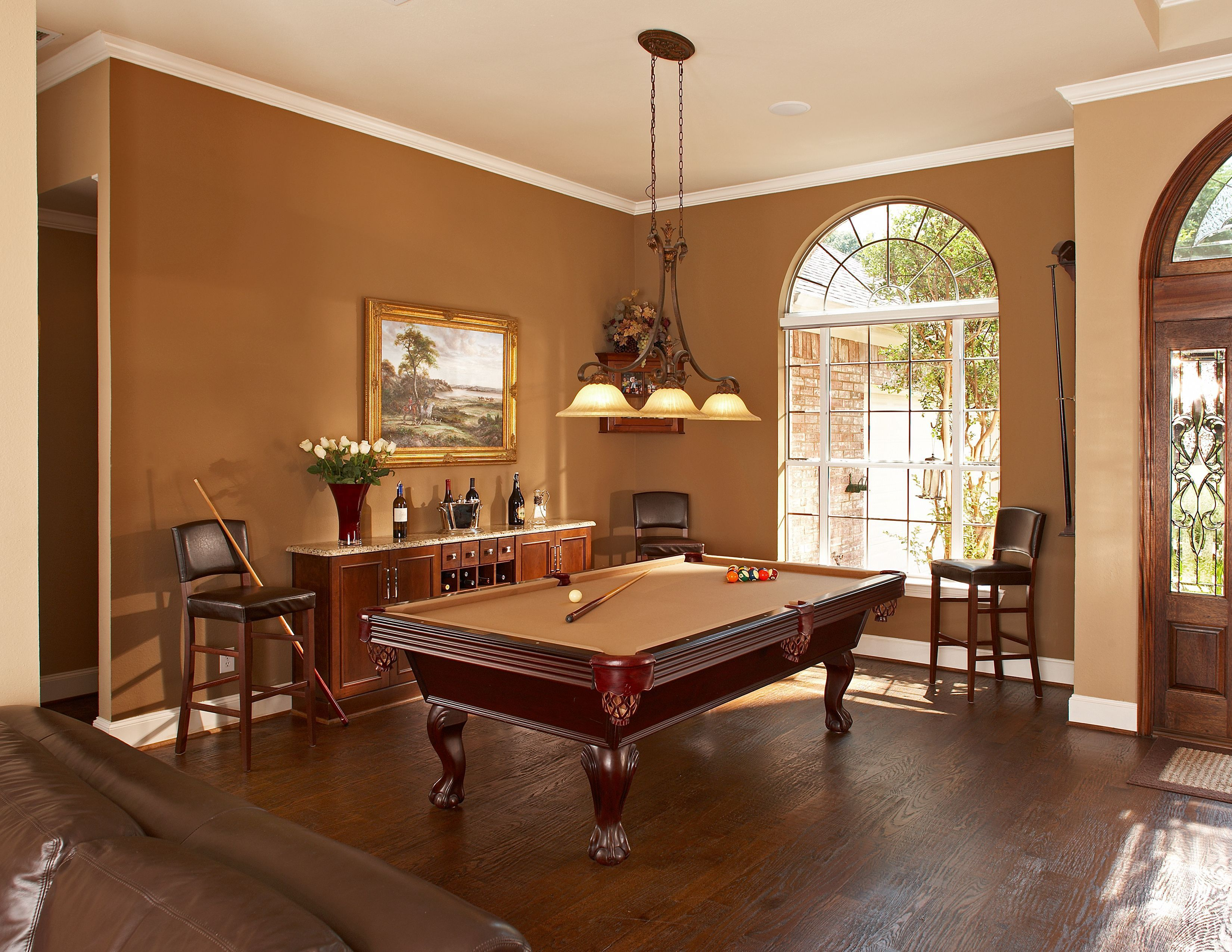 Ready To Design A Home Addition Look Through These Home Addition Design Photos Then Call Servant Remodelin Pool Table Room Billard Room Pool Table Room Decor