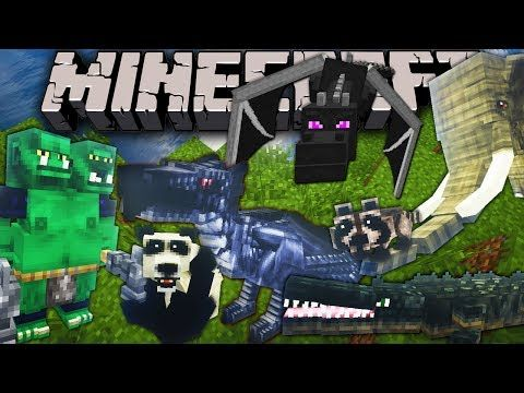 Minecraft: Zoo Keeper - Names, Traps, World Seed - Ep  0