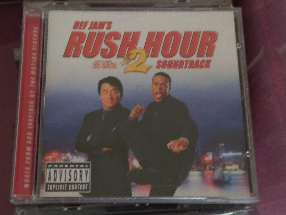 #RushHour 2 Soundtrack ft #MethodMan #LLCoolJ #MontellJordan #Ludacris
