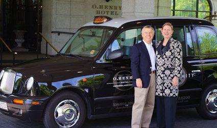 Taxi Greensboro Nc >> O Henry Hotel Dennis Quaintance And Nancy King Quaintance