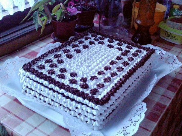 Penová torta I. - obrázok 5