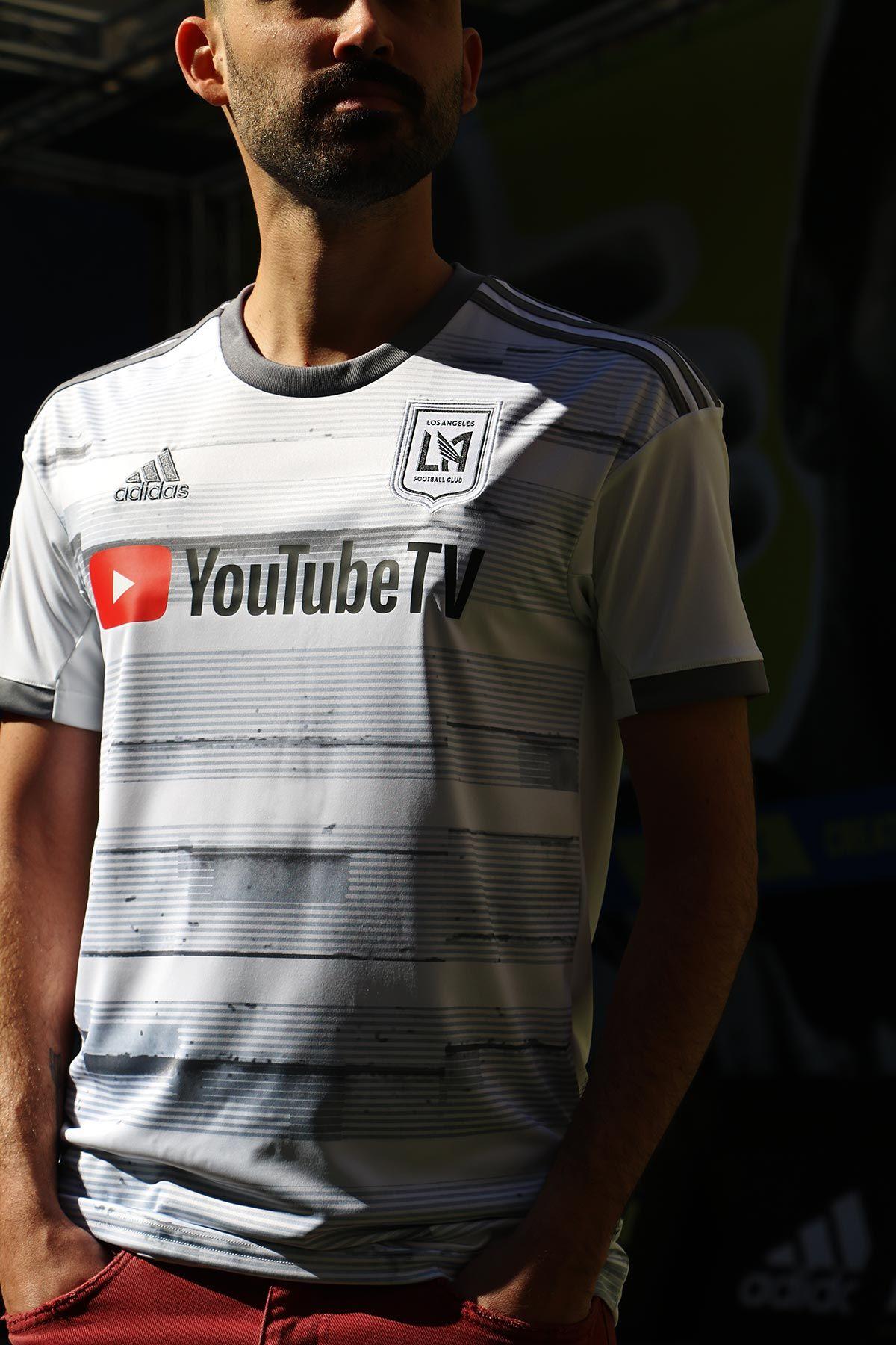 ae72f353030 Los Ángeles FC presenta su nueva camiseta  adidasfootball 2019  lafc  lafc   adidas