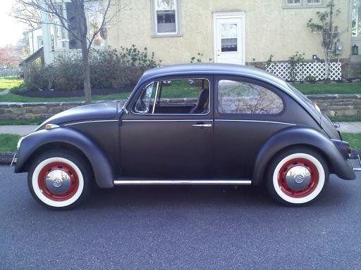68 VW beetle rat rod | One Day... | Pinterest | Vw beetles, Vw and