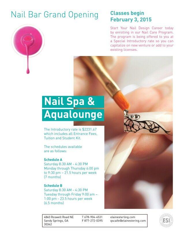 Nail Spa And School Nail Salon And Spa Nail Spa You Nailed It