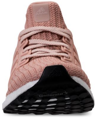 b5ada6b82 adidas Women s Ultra Boost Running Sneakers from Finish Line - Pink ...