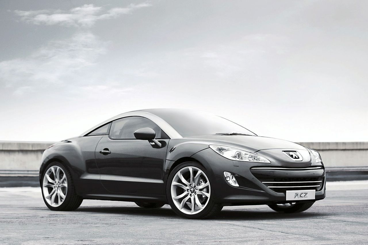 peugeot rcz pieces auto french cars pinterest. Black Bedroom Furniture Sets. Home Design Ideas