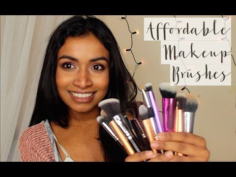 best affordable makeup brushes mac dupes guide for beginners rh pinterest com Makeup Looks for Beginners Makeup Products for Beginners