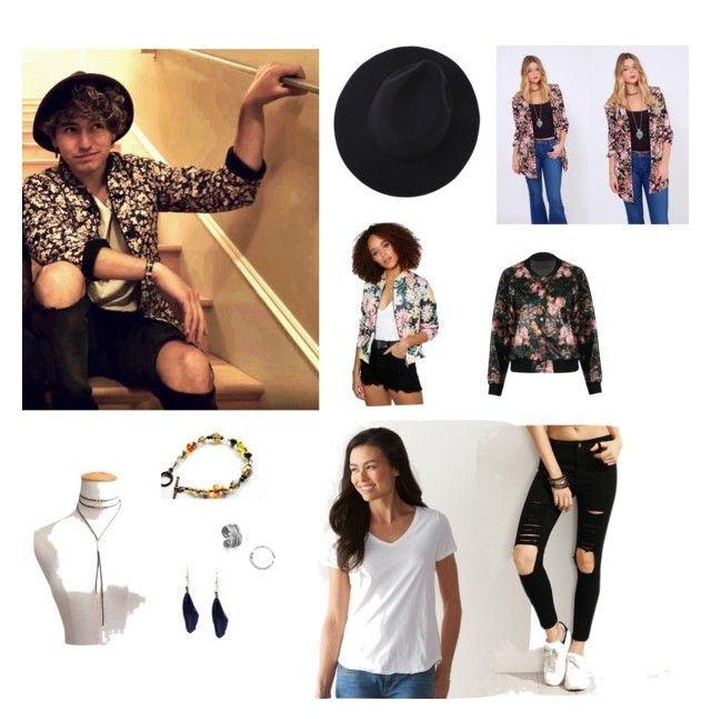 """Affordable YouTuber style- spotlight @ JC Caylen"" by carroll-breslauer on Polyvore featuring BillyTheTree, SONOMA Goods for Life and Boohoo"